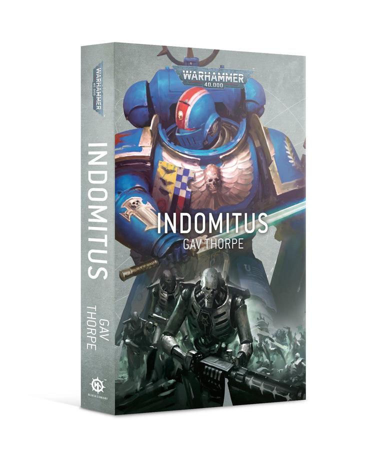 Games Workshop - GAW Black Library - Warhammer 40K - Indomitus NO REBATE