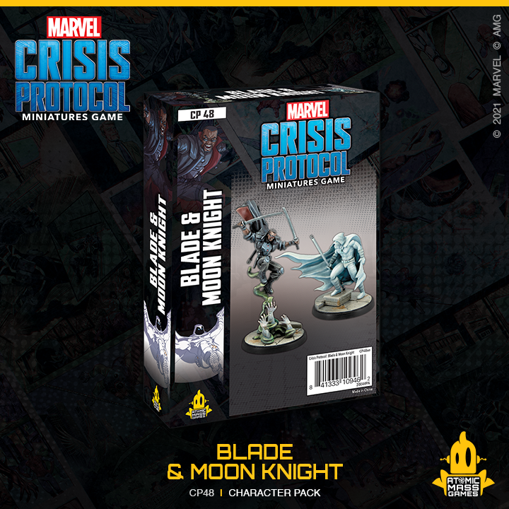 Marvel: Crisis Protocol August releases!