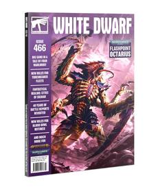 Games Workshop - GAW Issue 466: July 2021