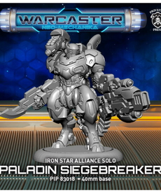 Privateer Press - PIP Iron Star Alliance - Paladin Siegebreaker