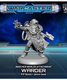 Privateer Press - PIP Marcher Worlds - Warder