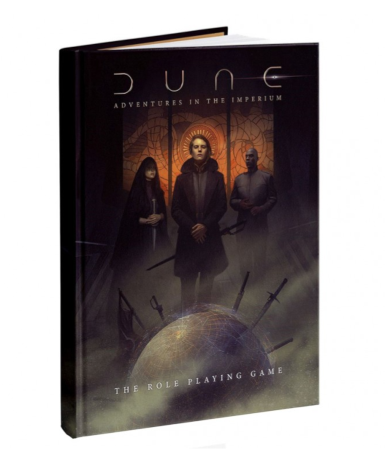 Dune roleplaying game now in stock!