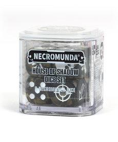 Games Workshop - GAW Dice Set - House of Shadow NO REBATE