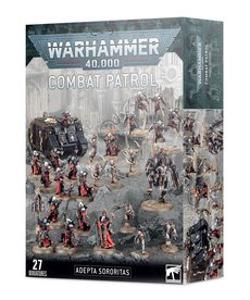 Games Workshop - GAW Combat Patrol: Adepta Sororitas PRESALE 08/07/2021