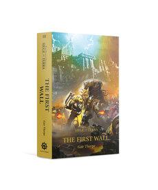 Games Workshop - GAW The First Wall PRESALE 08/07/2021 NO REBATE