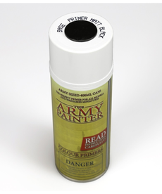 The Army Painter - AMY Base Primer - Matte Black Undercoat