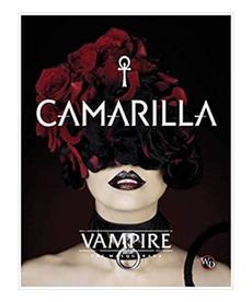 Renegade Game Studios - REN Vampire: The Masquerade 5E - Camarilla Sourcebook