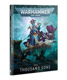 Games Workshop - GAW Codex - Thousand Sons