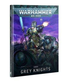 Games Workshop - GAW Codex - Grey Knights