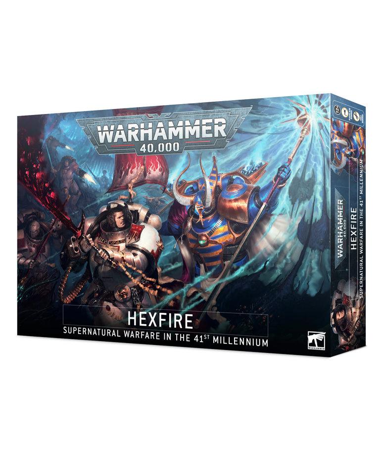 Games Workshop - GAW Warhammer 40K - Hexfire NO REBATE