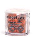 Games Workshop - GAW Blood Bowl - The Shambling Undead Dice Set NO REBATE