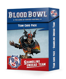 Games Workshop - GAW The Shambling Undead Card Pack NO REBATE
