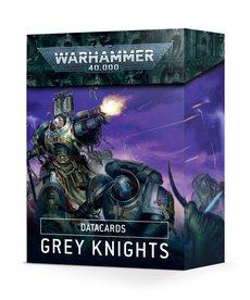 Games Workshop - GAW Datacards Grey Knights NO REBATE
