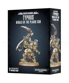 Games Workshop - GAW Death Guard - Typhus, Herald of the Plague God