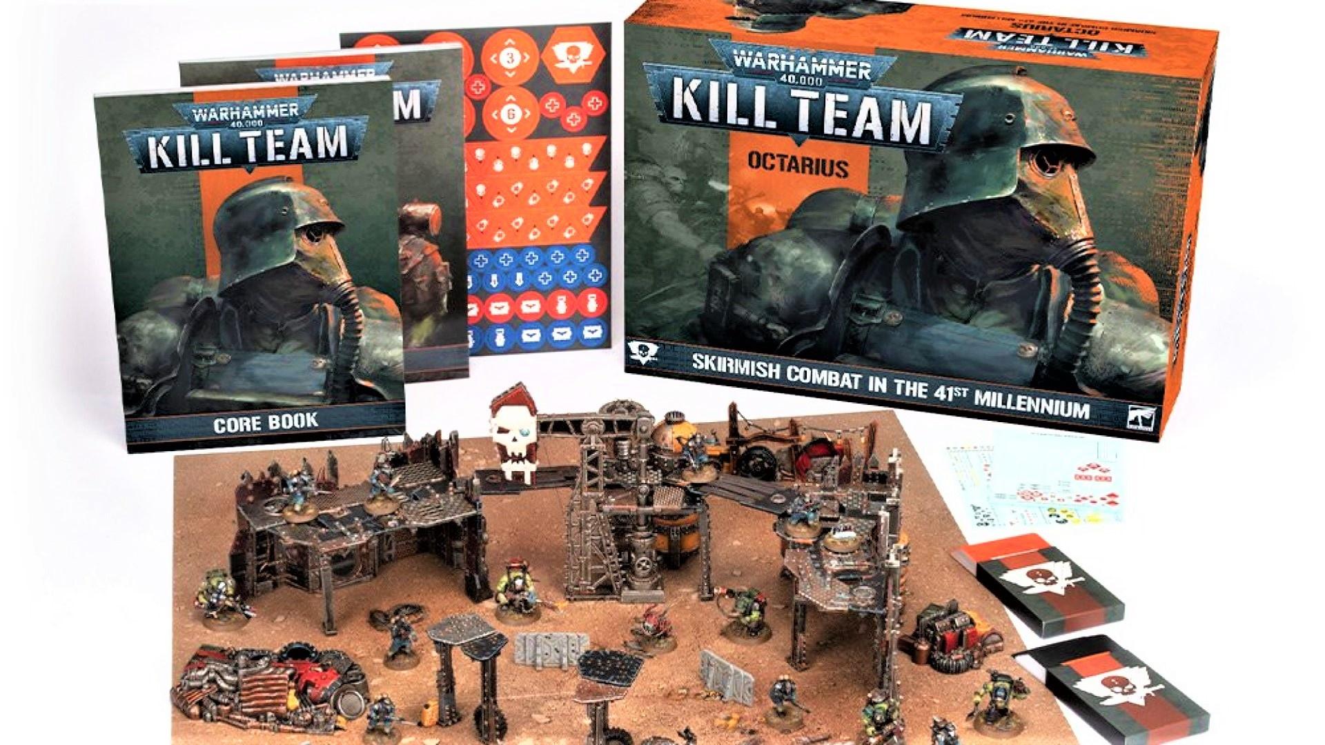 Kill Team presales live on Friday night!