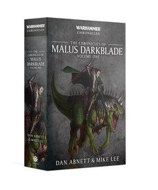 Games Workshop - GAW The Chronicles of Malus Darkblade NO REBATE