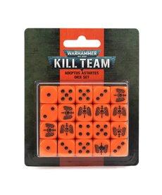 Games Workshop - GAW Kill Team - Adeptus Astartes Dice