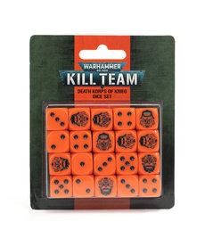 Games Workshop - GAW Kill Team - Death Korps of Krieg Dice