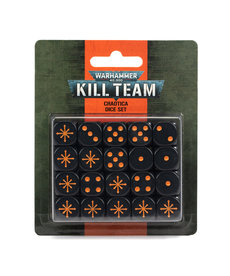 Games Workshop - GAW Kill Team - Chaotica Dice