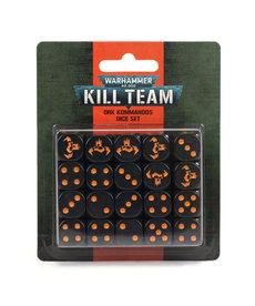 Games Workshop - GAW Kill Team - Ork Kommandos Dice