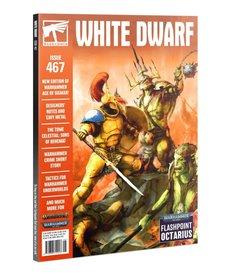 Games Workshop - GAW White Dwarf Magazine - Issue 467: August 2021