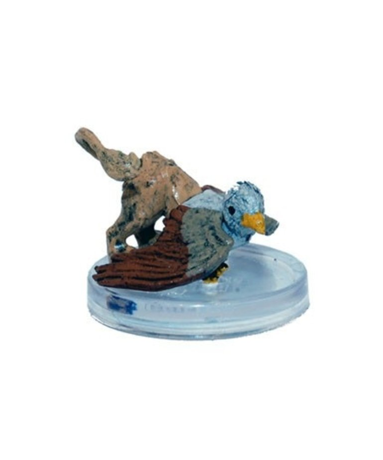 WizKids - WZK D&D: Icons of the Realms - Snowbound - Griffon Hatchling (C) #08