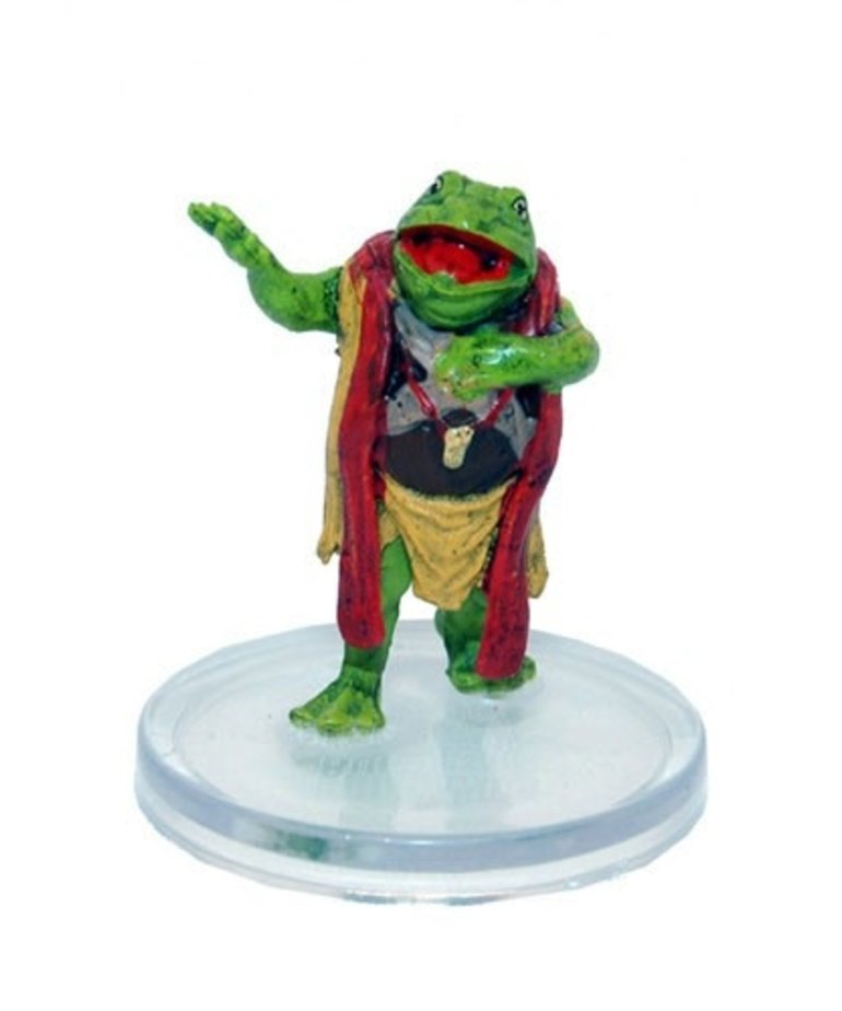 WizKids - WZK D&D: Icons of the Realms - Snowbound - Bullywug Croaker (U) #21