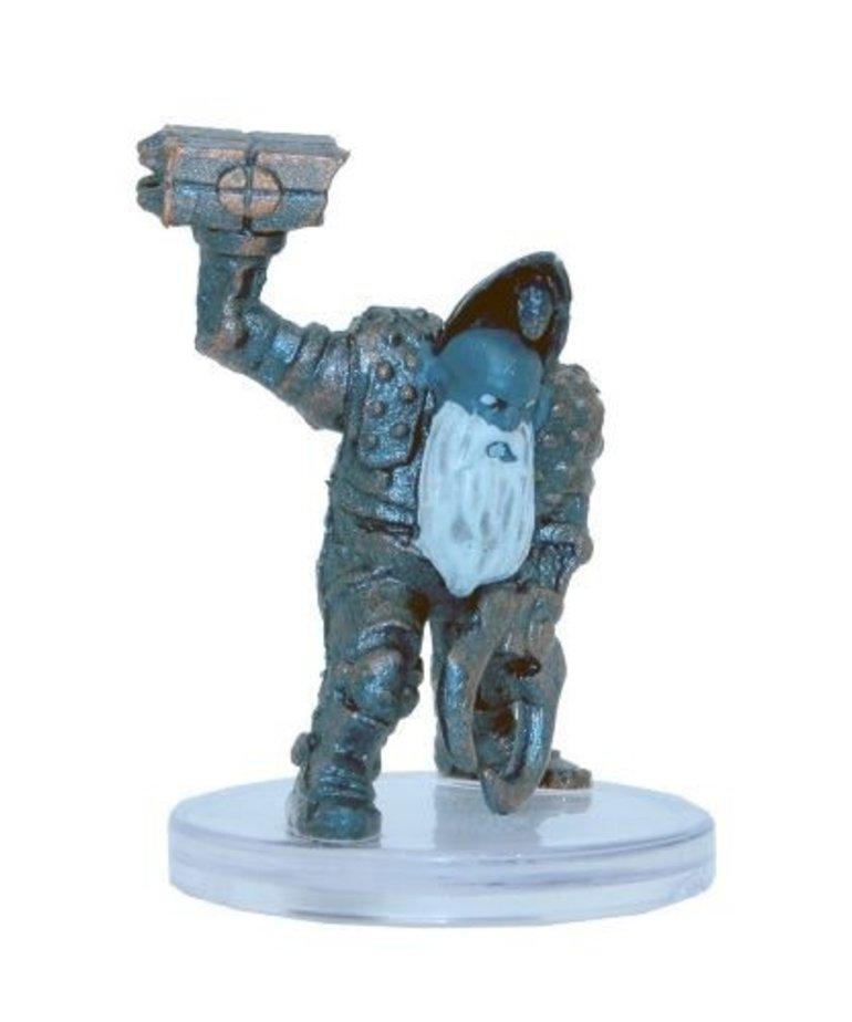 WizKids - WZK D&D: Icons of the Realms - Snowbound - Duergar Hammerer (C) #06