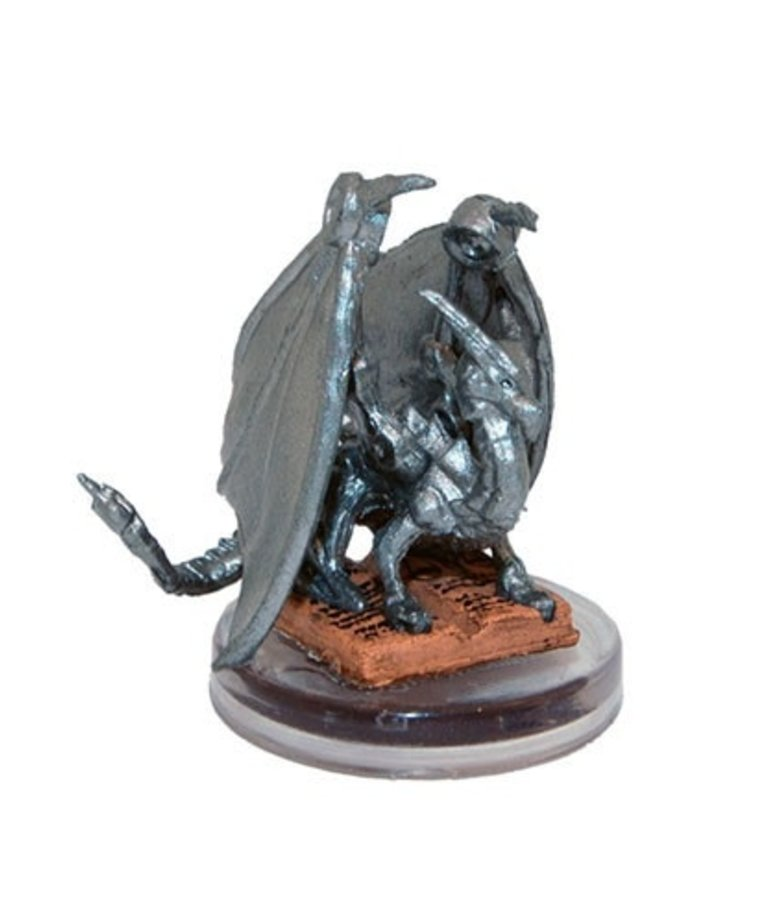 WizKids - WZK D&D: Icons of the Realms - Snowbound - Chardalyn Pseudodragon (U) #20