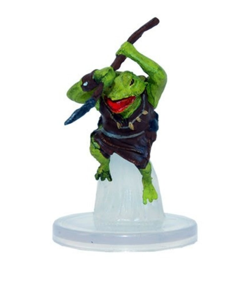 WizKids - WZK D&D: Icons of the Realms - Snowbound - Bullywug (C) #10
