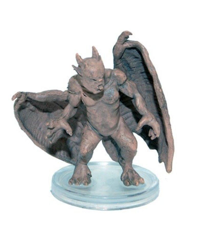 WizKids - WZK D&D: Icons of the Realms - Snowbound - Gargoyle (U) #16