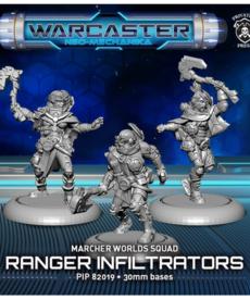 Privateer Press - PIP Marcher Worlds - Ranger Infiltrators