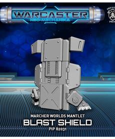 Privateer Press - PIP Marcher Worlds - Blast Shield
