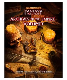 Cubicle 7 - CB7 Archives of the Empire - Volume 1