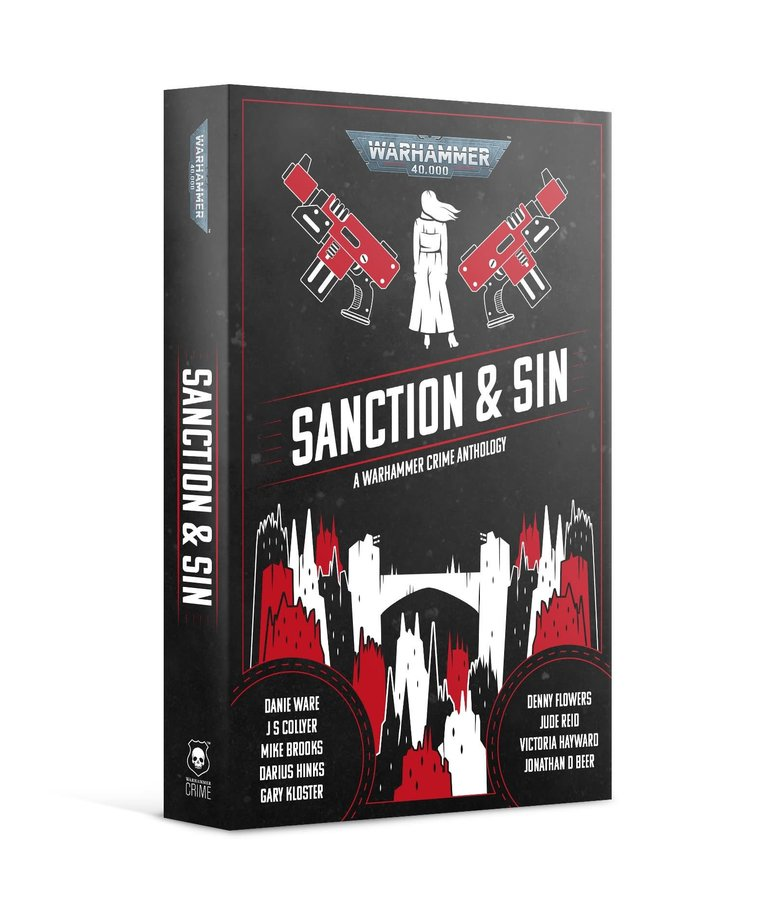 Games Workshop - GAW Black Library - Warhammer 40K - Sanction & Sin NO REBATE