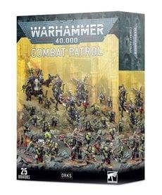 Games Workshop - GAW Combat Patrol: Orks