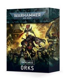 Games Workshop - GAW Datacards - Orks