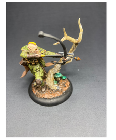 Gunmeister Games - GRG Allandir: Elf Ranger - Professionally Painted