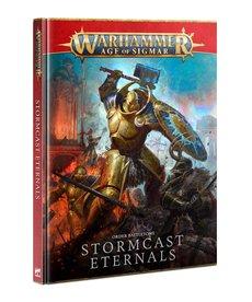 Games Workshop - GAW Battletome - Stormcast Eternals NO REBATE