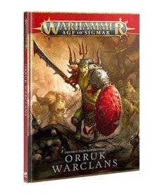 Games Workshop - GAW Battletome - Orruk Warclans NO REBATE