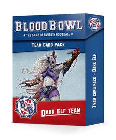 Games Workshop - GAW Dark Elf Team Card NO REBATE