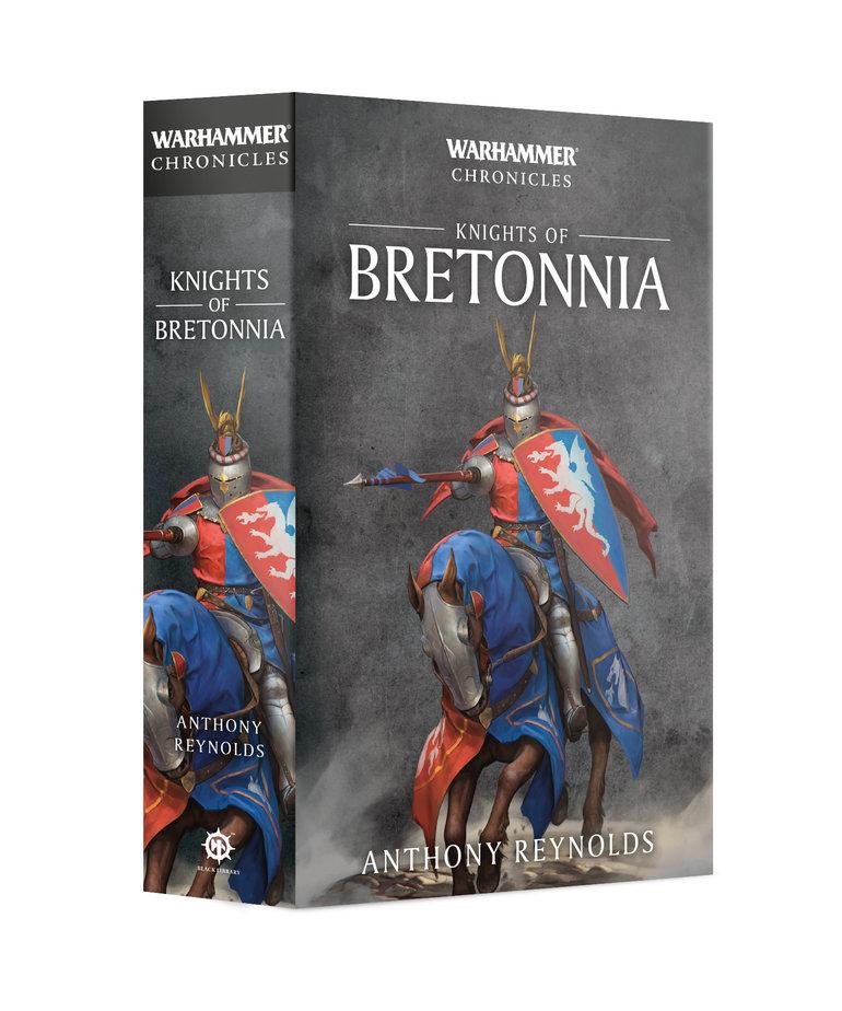 Games Workshop - GAW Black Library - Warhammer Chronicles - Knights of Bretonnia NO REBATE