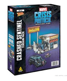 Atomic Mass Games - AMG Crashed Sentinel PRESALE 02/00/2022