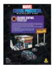 Atomic Mass Games - AMG PRESALE Marvel: Crisis Protocol - Crashed Sentinel - Terrain Pack 02/00/2022