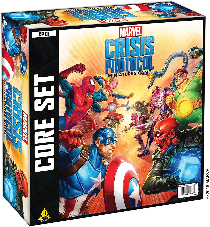 Marvel: Crisis Protocol update news!