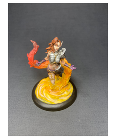 Gunmeister Games - GRG Istariel: Fire Mage - Professionally Painted