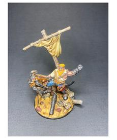 Gunmeister Games - GRG Zaffen Ironhelm: Hunter - Professionally Painted