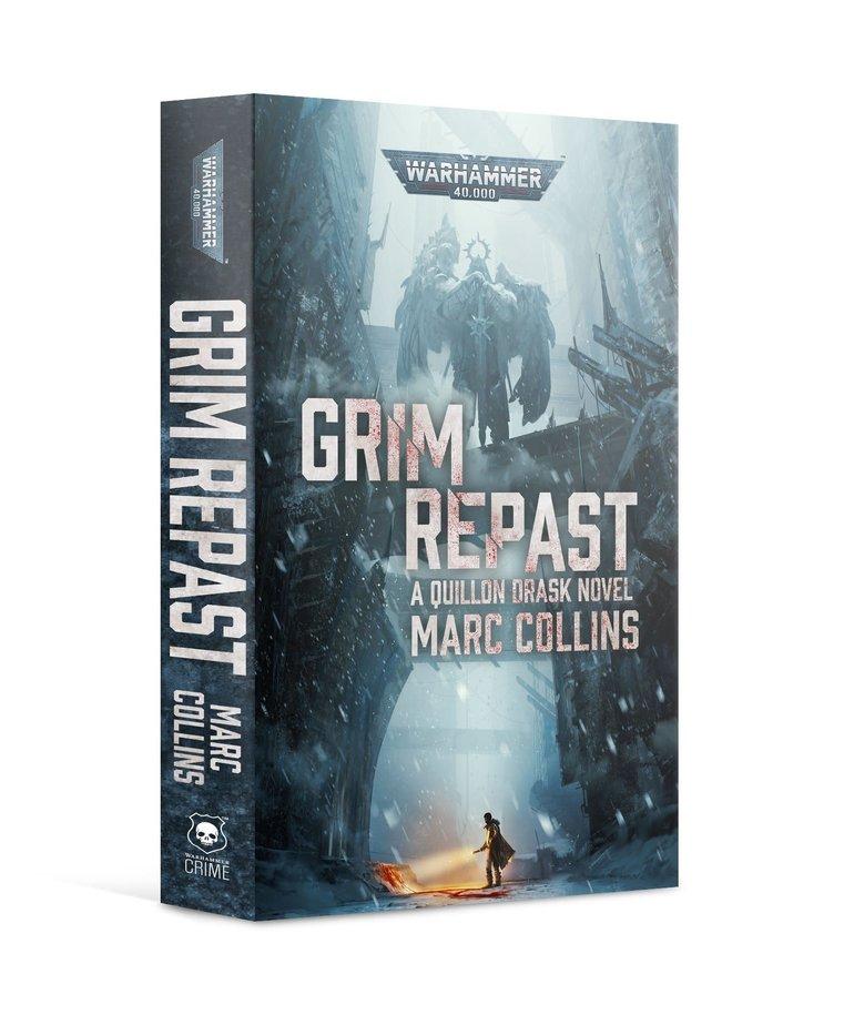 Games Workshop - GAW Black Library - Warhammer 40K - Grim Repast NO REBATE