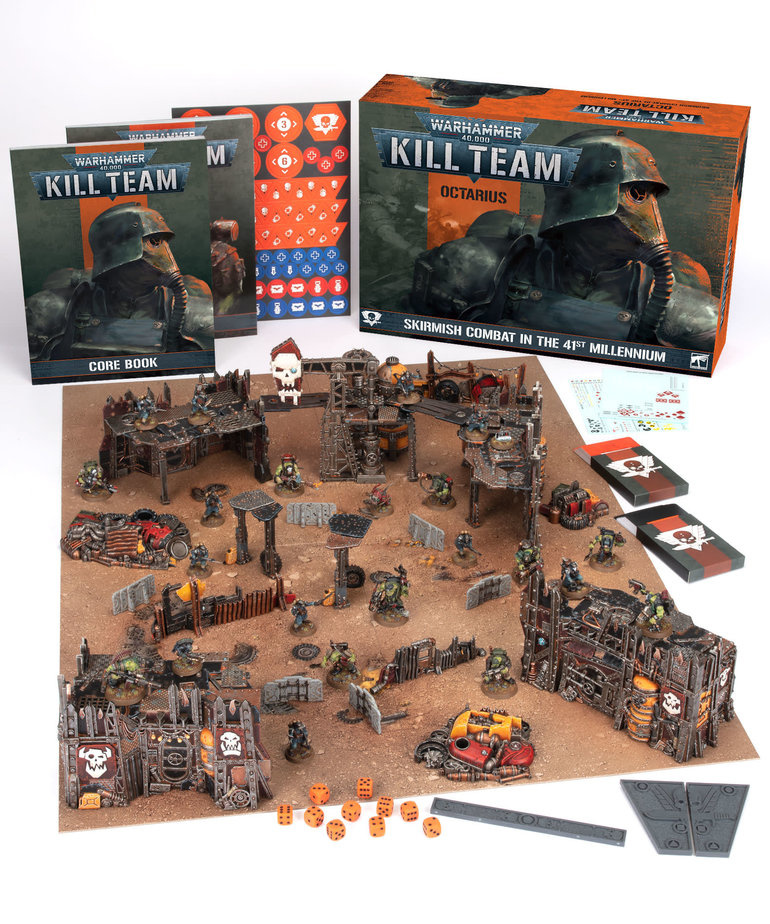 Limited edition Kill Team starter ready to ship!