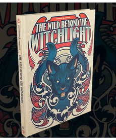 Wizards of the Coast - WOC The Wild Beyond the Witchlight (Alternate Cover)